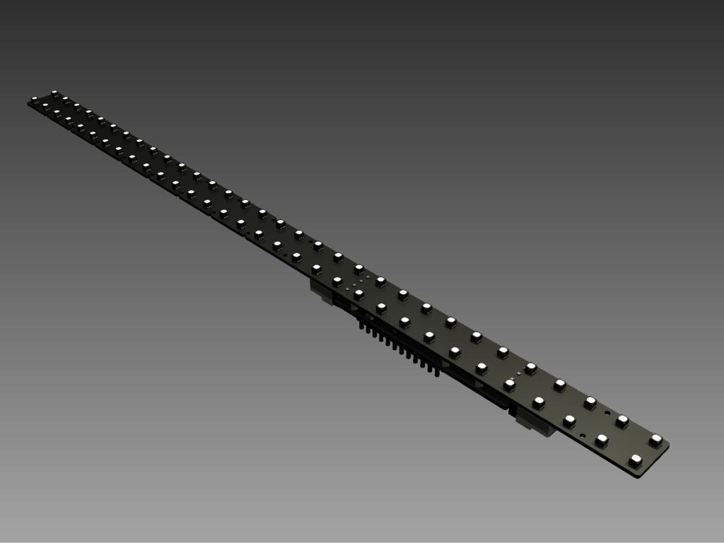 doppelreihiger und extrem leuchtstarker LED-Videostreifen DoubleStrip12™