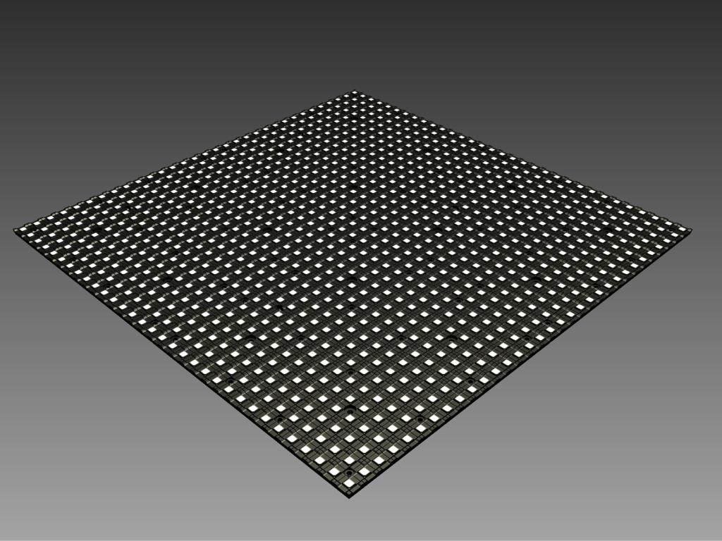 mittelgroßes und leichtes LED-Videomodul TILE6-X®